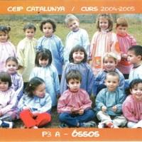 Alumnes Escola Catalunya 2004-2005_9183