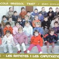 Alumnes Escola Bressol Tinet 2004-2005_9182