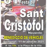 81 Festa de Sant Cristòfol 2021