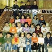 Alumnes Escola Catalunya 2008-2009_9240