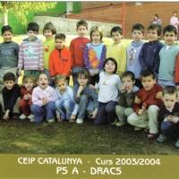 Alumnes Escola Catalunya 2003-2004_9166