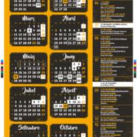 Calendari de festes 2018