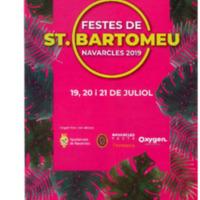 Festes de Sant Bartomeu 2019